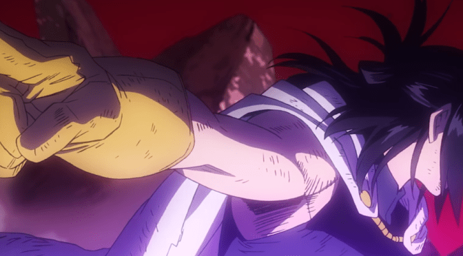 All Might: Rising The Animation, la nueva OVA de My Hero Academia