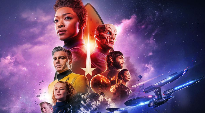 El primer episodio de Star Trek: Discovery S2, estará disponible en Youtube