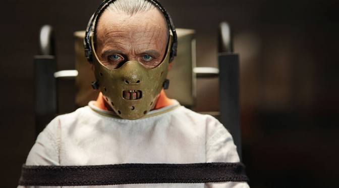 Hannibal Lecter (Straitjacket Version) 1/6 Sixth Scale Figure by Blitzway