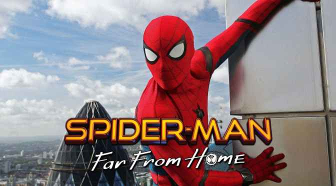 ¿Que hay detras de los trailers de Spider-man Far From Home?