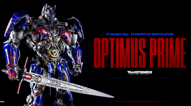 Kuma Style review of TLK Optimus Prime!