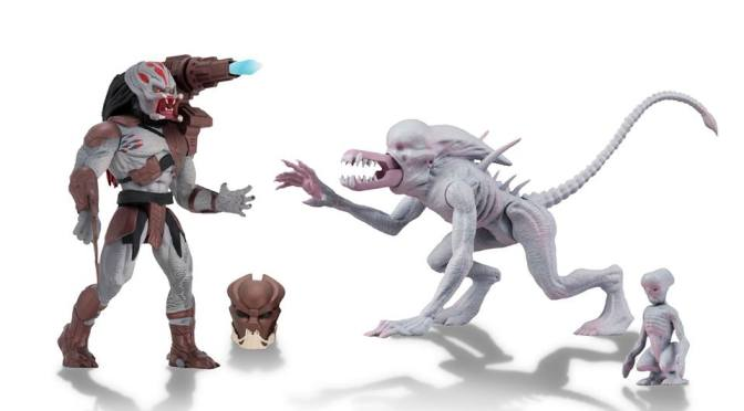 "Alien & Predator Classics – 5.5"" Action Figures – Berserker & Neomorph Assortment"