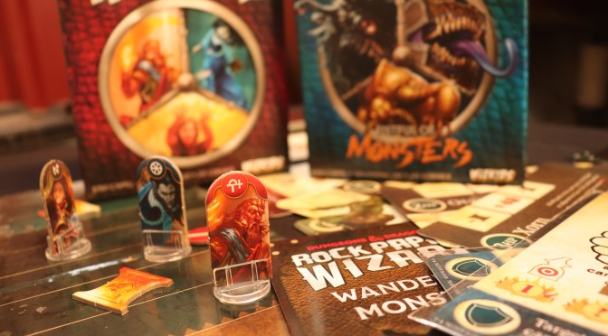 REVIEW | Dungeons & Dragons: Rock Paper Wizard – Como revivir un clásico!