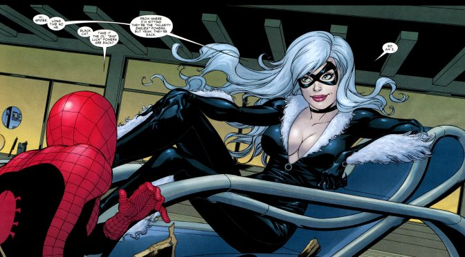 Marvel nos sorprende con una nueva serie regular de Black Cat