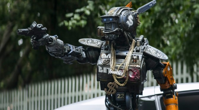 Respawn quiere un crossover entre Apex y Chappie
