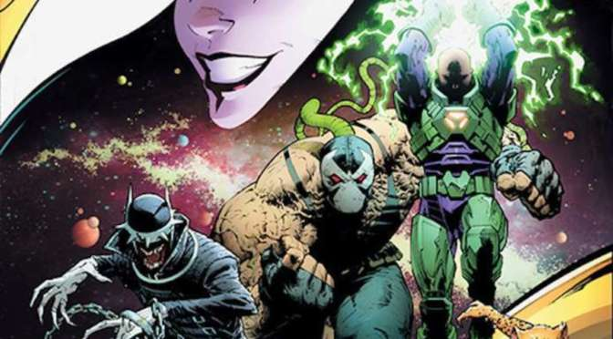 "DC comics anuncia su próximo especial ""Year of the villain"""