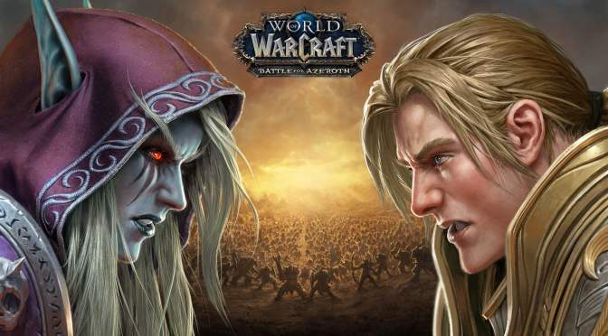 World Of Warcraft BFA Rotación de eventos del 26 de febrero