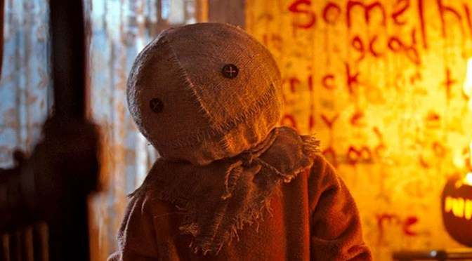 "Trick 'r Treat – 8"" Scale Clothed Action Figure – Sam"