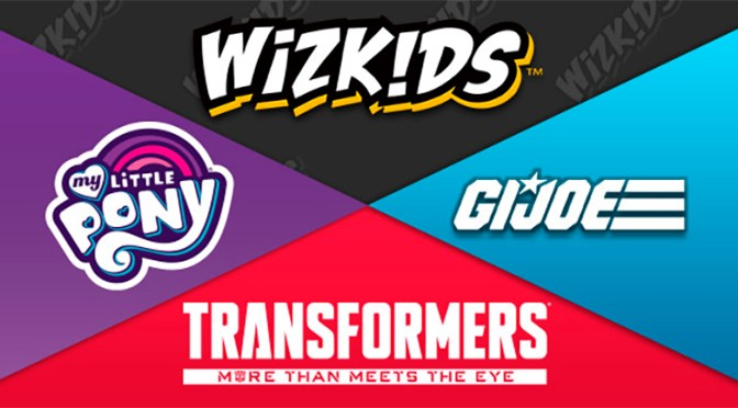 WIZKIDS ANNOUNCES ENHANCED LICENSING DEAL WITH PARTNER HASBRO