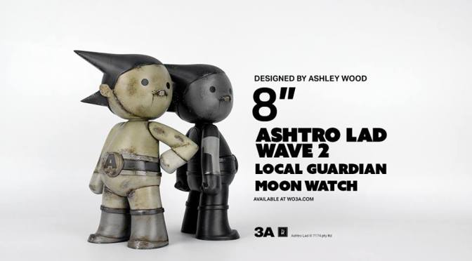 Ashtro Lads Local Guardian and Moon Watch available preorder in 3A Shop limited!