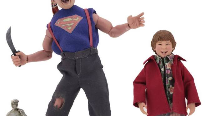 The Goonies – 8″ Clothed Action Figures – Sloth and Chunk 2-Pack