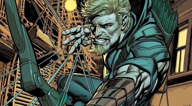 "DC comics anuncia el reinicio del comic ""Green arrow"""