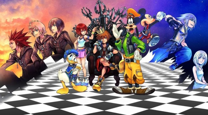 ENCUENTRA YA KINGDOM HEARTS – THE STORY SO FAR – EN AMÉRICA LATINA