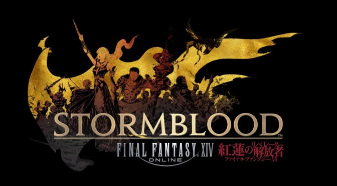 La conclusión de FINAL FANTASY XIV: Stormblood ya está disponible en el Parche 4.56