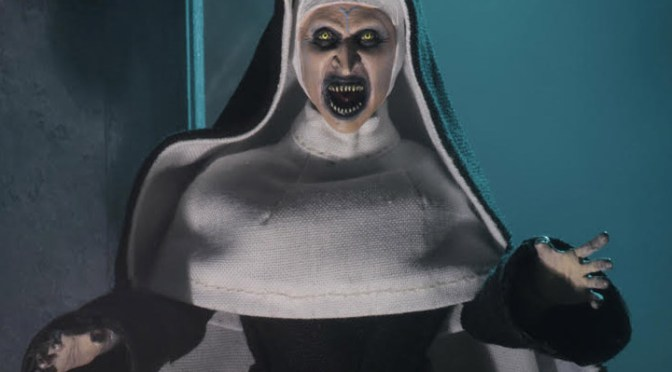NECA NEWS: Shipment day and final Packaging for  The Nun Action Figure