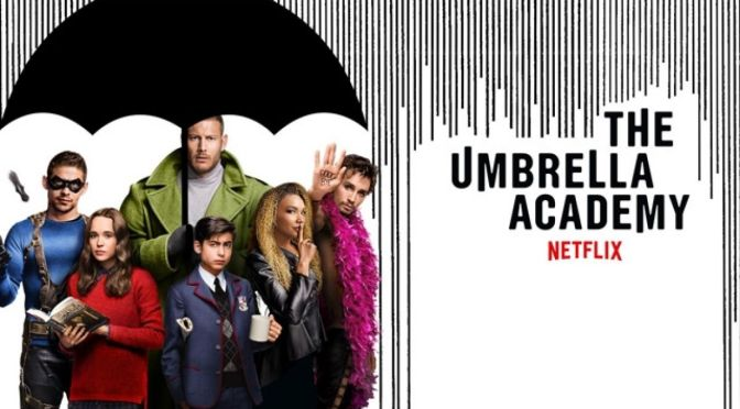 (C506) The Umbrella Academy tendrá una segunda temporada