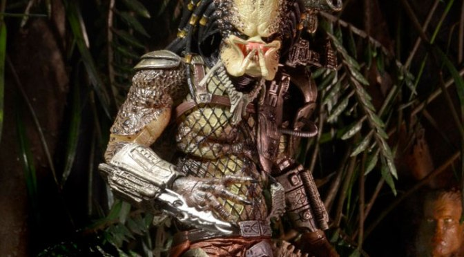 Shipping This Week! Predator 7″ Scale Action Figure – Ultimate Jungle Hunter