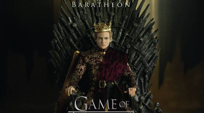 Threezero is teasing King Joffrey 1/6 action figure… The little shit