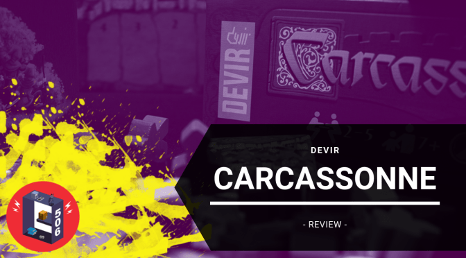 Review | Carcassonne – El pilar de los Gateways!
