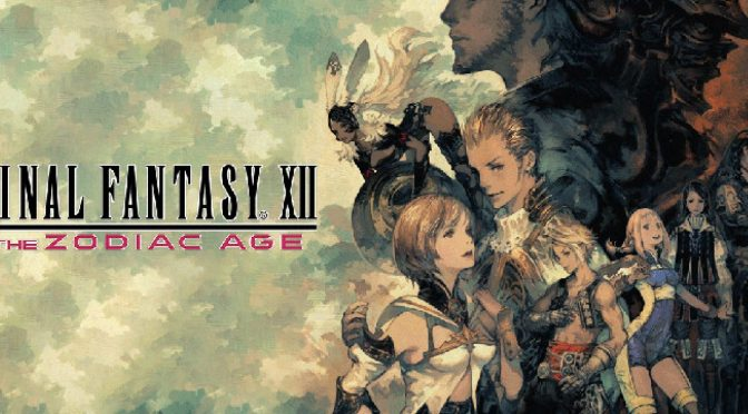 (C506) Review Nintendo Switch: Final Fantasy XII: The Zodiac Age