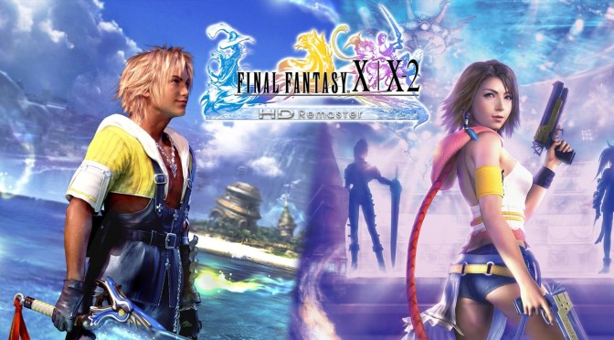 FINAL FANTASY X/X-2 HD es la mejor experiencia posible en Nintendo Switch