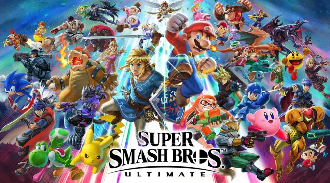 Super Smash Bros. Ultimate supera el record de venta del Wii U