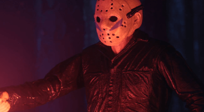 NECA Ultimate Jason Friday the 13th 5, aka Roy the Impostor Photoshoot is amazing