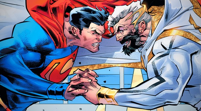 Reseña C506: Justice League #21, Superman derrotado (Spoilers)