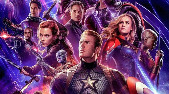 Avengers: Endgame rompe récords superando a Star Wars: The Force Awakens