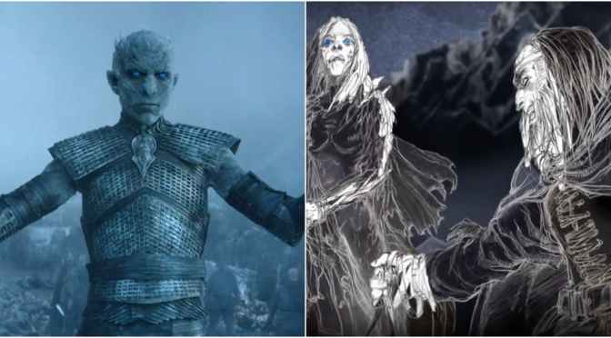 Ups!! ¿Game of Thrones reveló la identidad del rey de la noche / Night King?
