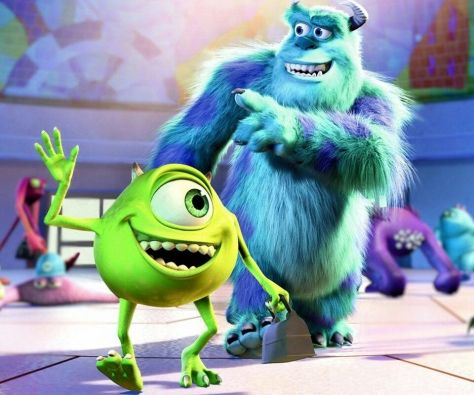 sully and mike