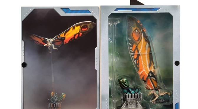 The final packaging photos are here for Mothra