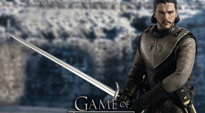 Don't Miss out this exclusive gallery of Game of Thrones 1/6 scale Jon Snow
