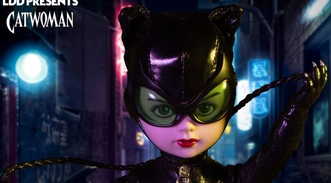 This Kitty Has Claws! LDD Presents DC Universe: Catwoman – Available for Preorder