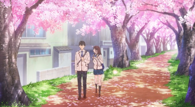 ¡I Want To Eat Your Pancreas llegará a las pantallas grandes de México y Latinoamérica!