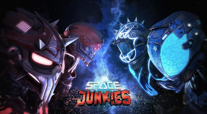La segunda actualización de Space Junkies ¡ya está disponible!