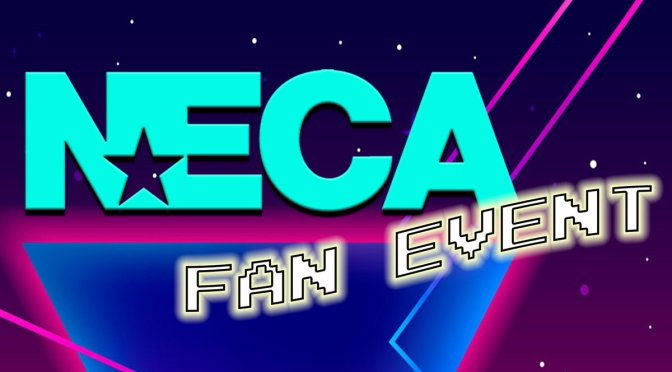 Here's your chance to win 2 tickets to the upcoming NECA Fan Event at YESTERcades of Westfield, NJ!