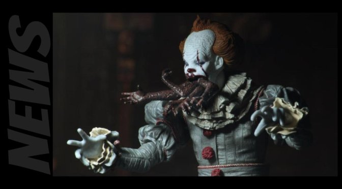 Ultimate Pennywise The Dancing Clown is shipping out to retailers