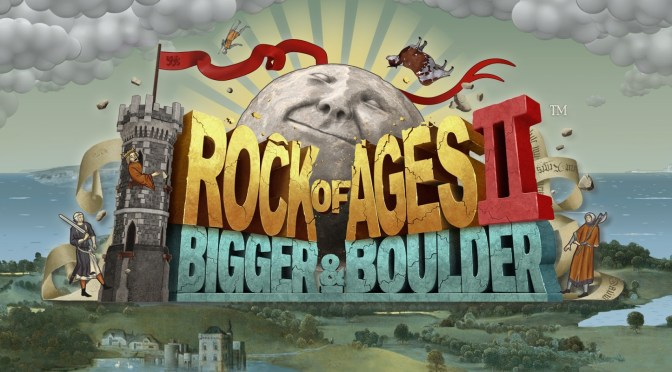 (C506 – Review) Rock of Ages II: Bigger & Boulder – Nintendo Switch