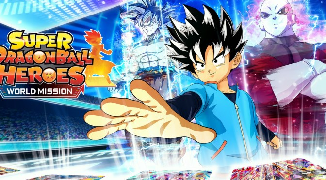 (C506) SUPER DRAGON BALL HEROES WORLD MISSION «NINTENDO SWITCH» DLC MUSICAL