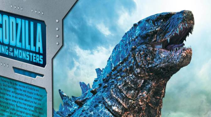 NECA: Godzilla: King of the Monsters 12″ Head-to-Tail Now available