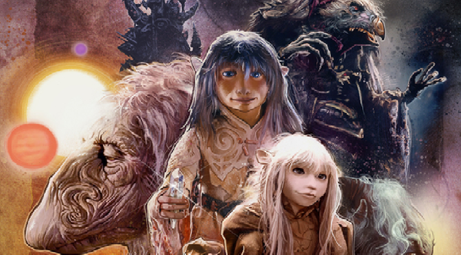 Netflix revela imágenes exclusivas de «The Dark Crystal» ¡Ven a verlas!