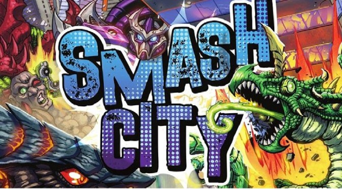 Storm the City and Wreak Destruction in Smash City —Available Now!