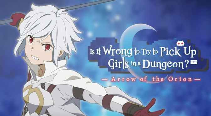 La segunda temporada de 'Is It Wrong to Try to Pick Up Girls in a Dungeon?' muestra un anuncio