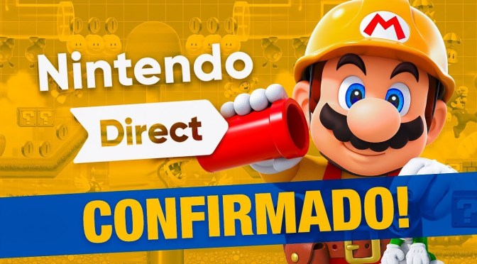 (C506) Nuevo Nintendo Direct! Centrado en Super Mario Maker 2