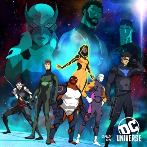 Young Justice Season 3 Poster