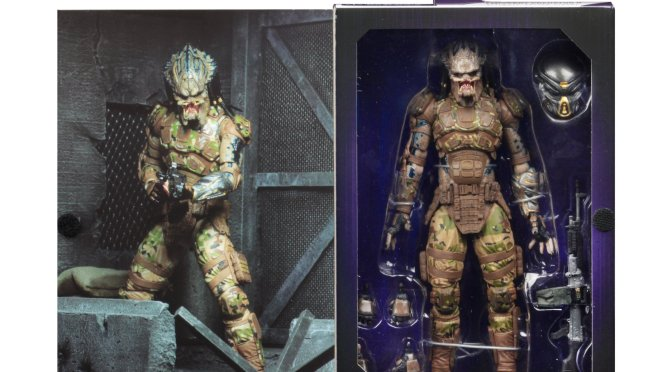 Final packaging photos for the Ultimate Emissary Predator #2
