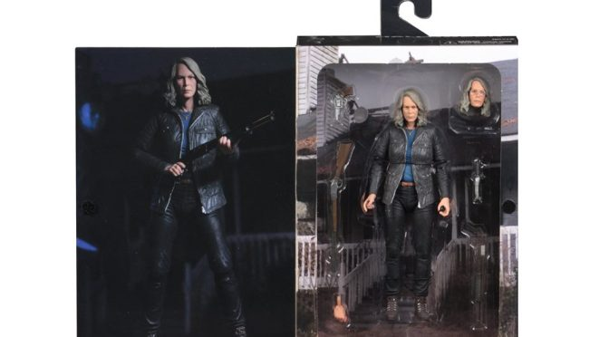 Now available in limited quantities  Ultimate Laurie Strode Action Figure!
