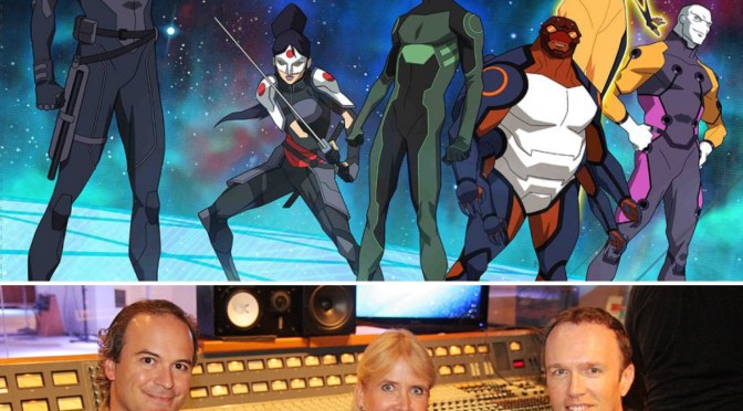 Young Justice Season 3 Returns with the Dynamic Music Partners