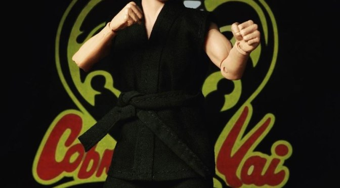 KarateKid – 8″ Clothed Action Figure – Kreese